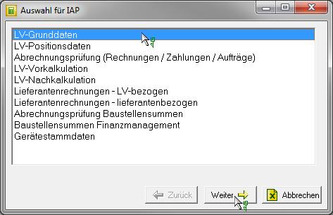 Beispiel Angebotsabgabe Dataflor